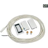 ORIGINAL Liebherr 9590206 Sensor Messfühler Fühler Signalgeber für Verdampfer Reparatur Kit Kühlschrank CN 4656-20 K 2620-20