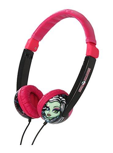 Monster High Headphone Kids Safe