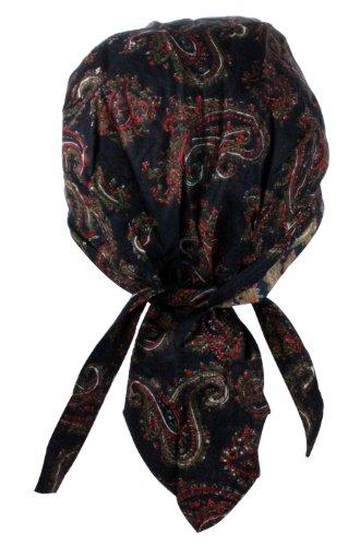 bandana-cap-paisley-black-multicolour-pattern
