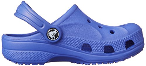 Crocs Baya 10190 Unisex-Kinder Clogs Blau (Cerulean Blue)