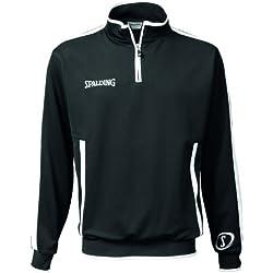 Spalding 300301201 - Chaqueta, color negro, talla M