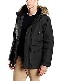 Dickies Men's Parka Long Sleeve Coat