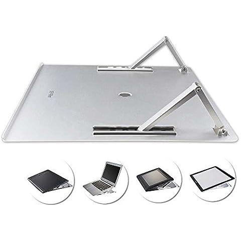 XP-Pen Soporte Metal de Múltiples Funciones para Tableta Gráfica ó Caja de luz