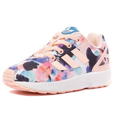 adidas Originals Chaussures Bebe ZX Flux El I Flowers e17
