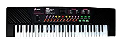 Catterpillar 54 Keys Karaoke Companion Electronic Keyboard with Microphone