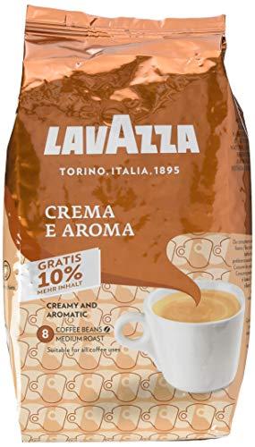 Lavazza Crema E Aroma, 1er Pack (1 x 1,1 kg)