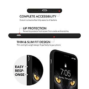 Oihxse Silicona Matorral TPU Case Compatible con Huawei Honor V10/View 10 Funda Suave Protector Carcasa Ultra Delgada…