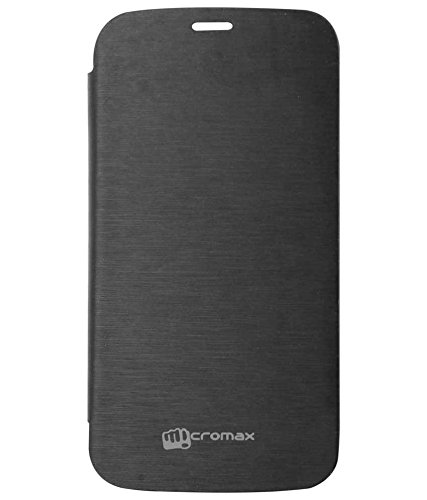 TBZ Flip Cover Case -Black for Micromax Canvas Turbo A250  available at amazon for Rs.299