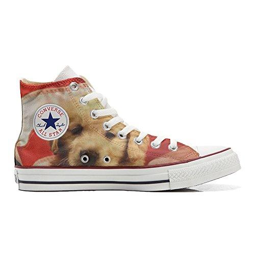 Scarpe Converse All Star personalizzate (scarpe artigianali) Sweet - TG38