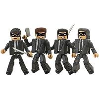 Diamond Select Toys Kill Bill Minimates: Crazy 88Box Set
