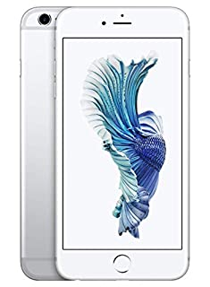 Apple iPhone 6s Plus (128 GB) - Silver (B015DRLTE0) | Amazon price tracker / tracking, Amazon price history charts, Amazon price watches, Amazon price drop alerts