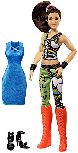 Mattel WWE Girls GCJ46 Superstar-Outfits ()