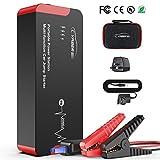 YABER Booster Batterie, 2000A 22000mAh Portable AC Jump Starter, Démarrage de...