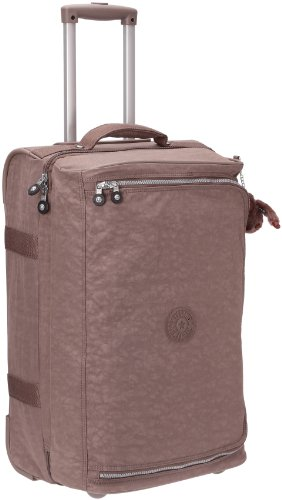Kipling Teagan Medium Wheeled Duffle - Monkey Brown