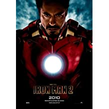 Iron Man 2 Poster (11 x 17 Inches - 28cm x 44cm) (2010) Argentine Style A
