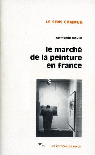Le March de la peinture en France