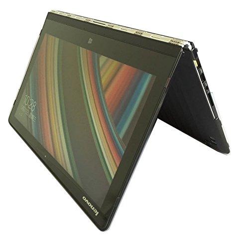 mCover Hartschalen für Lenovo YOGA 910 35,31cm (13,9 Zoll) Convertible Notebook - Schwarz