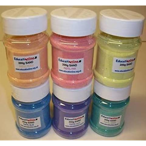 Pastello Sabbia Shaker