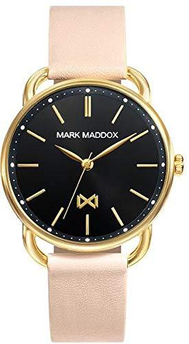 Mark Maddox MC7111-57 Montre à Bracelet pour Femme