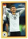 Panini McDonald´s Sticker M4 Thomas Müller UEFA EURO 2016 FRANCE