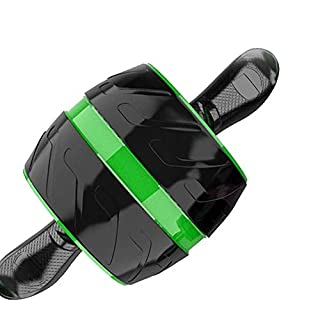 Haimoo Abdominal Muscle Wheel - Anfänger Automatischer Rebound Abdominal Muscle Wheel Heimfitnessgeräte Unisex Ab Roller Wheel