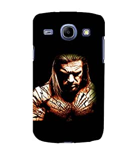 printtech Edge WWE Back Case Cover for Samsung Galaxy A3 / Samsung Galaxy A3 A300F