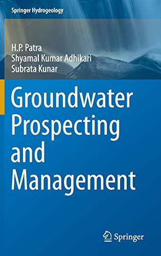 Groundwater Prospecting and Management (Springer Hydrogeology) -