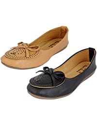 Women Belly Shoes For Women And Girls Pack Of 2 By Thari Choice