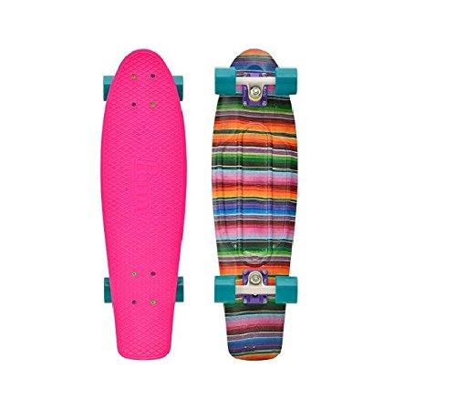 Penny Skateboard Graphics, Baja, 22 Zoll, PENDEK22GRSE (Penny Nickel Skateboard 22 Zoll)