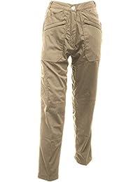 Regatta - Pantalones de trabajo repelentes al agua para mujer