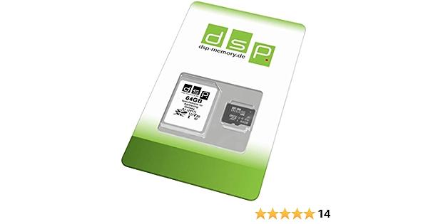 Dsp Memory 64gb Speicherkarte Für Samsung Galaxy A3 Computer Zubehör