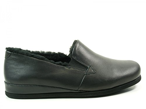 Rohde 6420 Varano, Chaussons homme Schwarz
