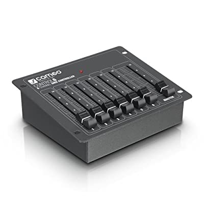 Cameo CONTROL 6 Channel DMX Controller