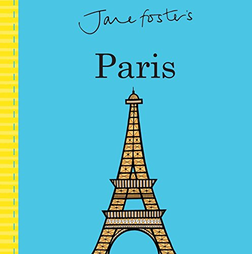 Jane Foster's Cities: Paris (Baguette Board)