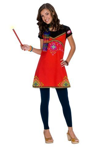 Alex Boho Child Costume - Kids Wizards of Waverly Place Costume by Official ()