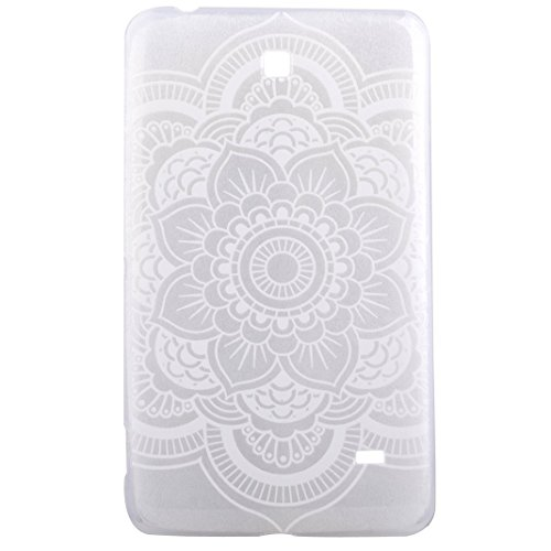 Galaxy-Tab-3-Lite-T110-T111-T113-CaseAsnlove-TPU-Ledertasche-Schutzhlle-fr-Samsung-GALAXY-Tab-3-Lite-T110-T111-T113-Hlle-Lcheln-Tasche-Schutz-Etui-Tablet-Cover