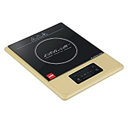 Cello CLO_IC_BLZ700A_BLKGLD 1600-Watt Induction Cooker (Black/Gold)