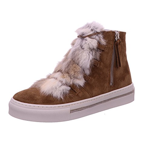 Womens Schuhe Elf (Alpe Woman Shoes 3259-11-02 Größe 37 Braun)
