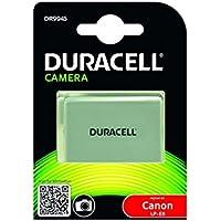Duracell Batterie de rechange pour appareil photo numérique (équivalent Canon LP-E8)