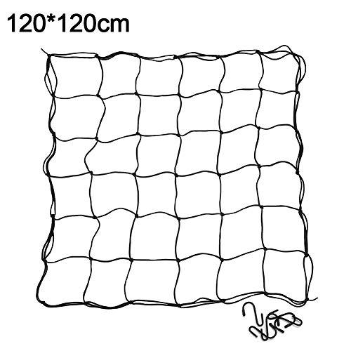 ROKF Netz-Spalier für Wachstumszelte, Garten-Gewächshaus Netz, elastisch,