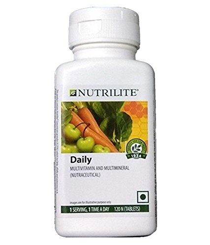 Nutrilite Daily - 120 Tablets