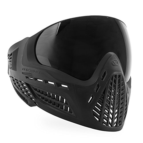 Virtue VIO Ascend Thermal Paintball Goggles with Dual Pane Lens - Black