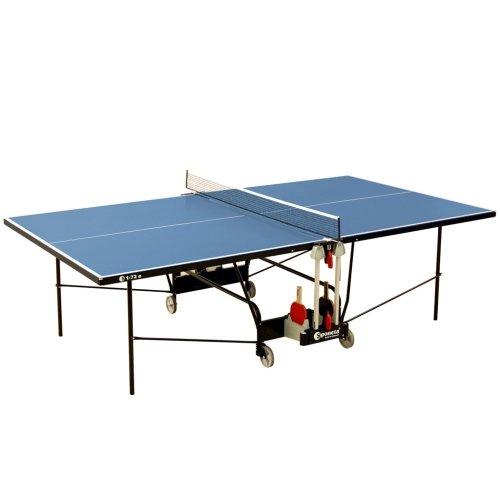 Blauer Outdoor-tischtennistisch (Sponeta Tischtennistisch S 1-73 E, Blau, 222.7010/L)