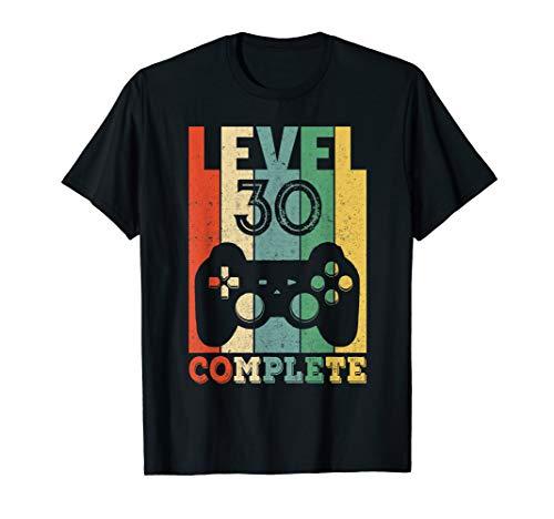 30. Geburtstag Männer 30 Jahre Jahrgang 1990 Geschenk T-Shirt