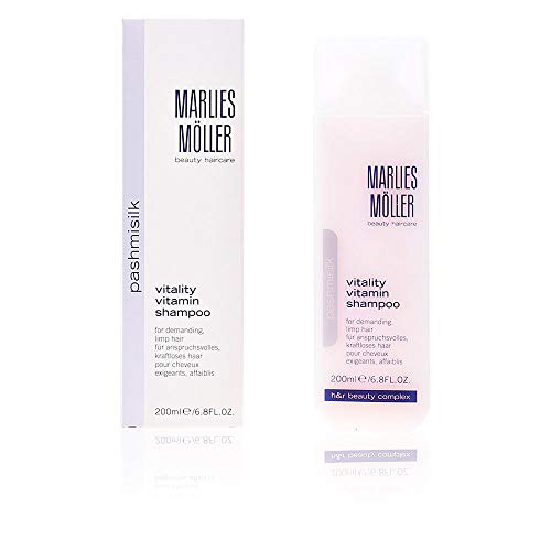 Marlies Möller Pashmisilk Exquisite Vitamin Shampoing