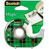 Scotch 8-1915D - Cinta en portarrollos, 19 x 15m, multicolor