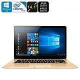 Windows Notebook Wellenlänge xiaoma 41–Intel CPU See von Apollo, 2.2GHz, 14,1Zoll IPS Display, 1080p, 4GB DDR3L RAM,