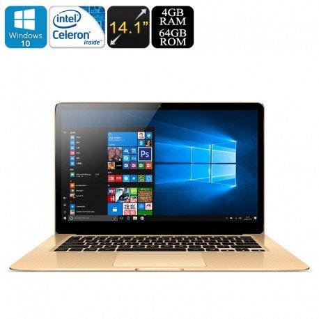 Windows Notebook Wellenlänge xiaoma 41-Intel CPU See von Apollo, 2.2GHz, 14,1Zoll IPS Display, 1080p, 4GB DDR3L RAM, 2.2 Ghz Notebook