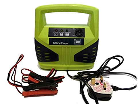 XtremeAuto® 12v Car Battery Charger for engines up to 2.5L