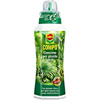 Compo fertilizante para plantas verdes (500ml)